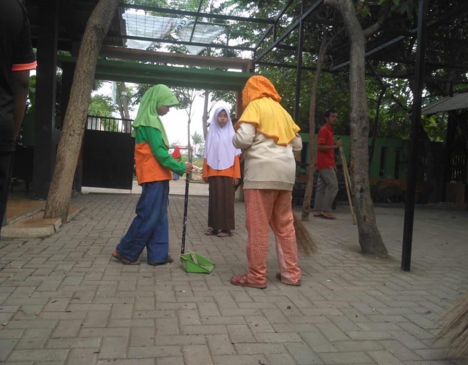 Sekolah Alam di Bekasi Utara