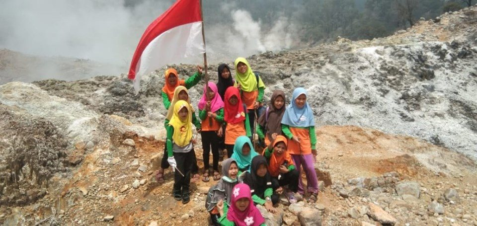 Camp nya generasi pre-Aqil Baligh